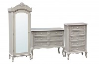 Vintage grey shabby chic Furniture