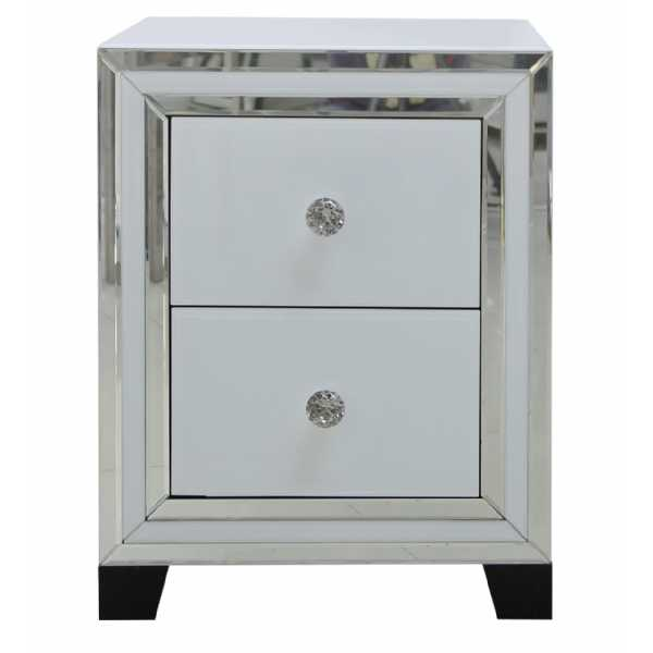 sq600-MRF209-00-WHCL-Contemporary-White-London-Mirrored-Glass-2-Drawer-Bedside-Cabinet
