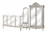 Annabelle Mirrored Furniture