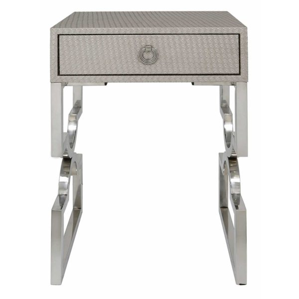 LF040-00-LTP-Light-Taupe-Faux-Weave-Leather-1-Drawer-End-Table
