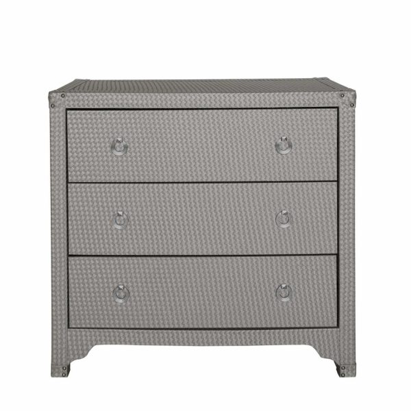 LF041-00-LTP-Light-Taupe-Faux-Weave-Leather-3-Drawer-Cabinet