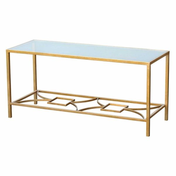 CMT017-Gin-Shu-Tables-Gin-Shu-Parisienne-Metal-Coffee-Table-with-Glass-Top