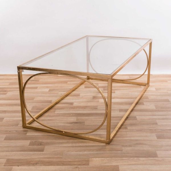 CMT021-GO-Gin-Shu-Tables-Gold-Gilt-Leaf-Parisienne-Metal-Coffe-Table