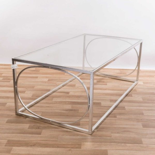 CMT021-SL-Gin-Shu-Tables-Silver-Gilt-Leaf-Parisienne-Metal-Coffee-Table