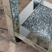 VDC-OT-1S-01-Modern-Mirrored-Venetian-Glass-Crushed-Diamond-Small-Table-With-Shelf-3