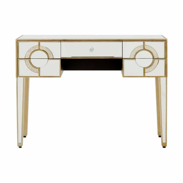 5502168-Modern-Geometric-Knightsbridge-Mirrored-Glass-5-Drawer-Console-Table