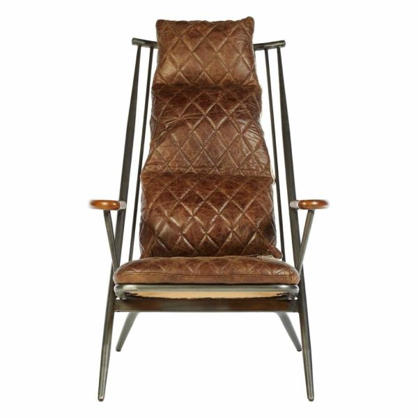 5502205-Fifty-Five-South-Industrial-Hoxton-Distressed-Genuine-Brown-Leather-Cocktail-Chair