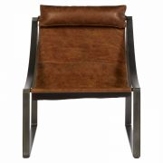5502216-Industrial-Hoxton-Light-Brown-Leather-Armchair-Iron-Flat-Angular-Legs-1