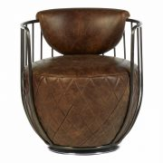 5502322-Fifty-Five-South-Hoxton-Barrel-Shaped-Brown-Leather-Iron-Framed-Swivel-Cocktail-Chair